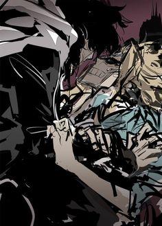 Boku no Hero Academia || Aizawa Shouta, All Might.