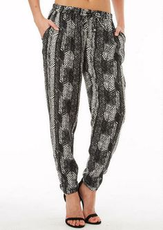 Printed Soft Pant - View All Pants - Pants - Clothing - Alloy Apparel