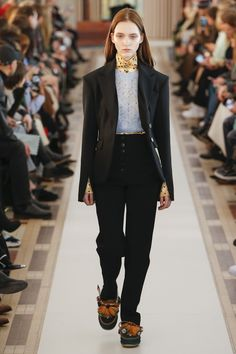 Carven Fall 2018 Ready-to-Wear Fashion Show Collection