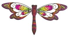 Regal Art  Gift Dragonfly Wall Decor 8Inch ** Be sure to check out this awesome product.