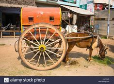 Image result for old donkey cart
