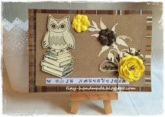 Trzy kartki na trzy okazje Handmade, Hand Made, Handarbeit