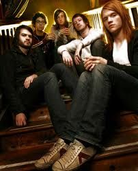 The Almost: First Christian Band I ever Heard of.