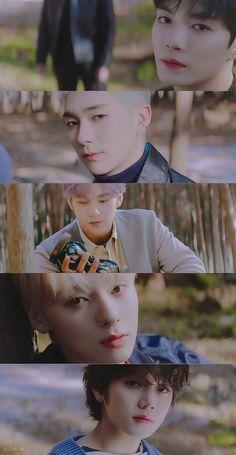 Nu'est Jr, Fandom, Aesthetic Themes, Nu Est, Kpop, Nocturne, Jong Hyun, Fan Art, Boy Groups