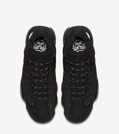 Release reminder for the Air Jordan XIII Black Cat retro sneaker. Official images, pricing, and info on availability has been listed.