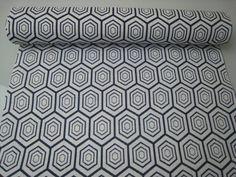 """Yukata """"Turtle shell"""" http://www.kesarankimonofabric.com/"""