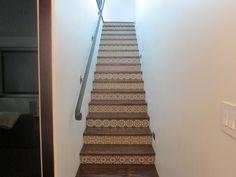SAN DIEGO SPANISH TALAVARA TILE INSTALLATION FOR STAIRCASE IN SAN DIEGO