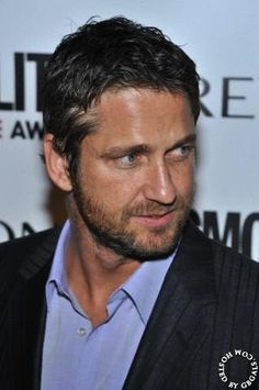 Gerard Butler: Cosmopolitan Magazine's Fun Fearless Males of 2010 - NYC - March 1, 2010