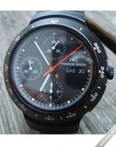 IWC Porsche design watch 3701 Chronograph 02 cal. 790 - Google Search