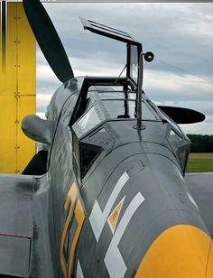 Fotka: Bf 109G-12 two seater (Buchon)