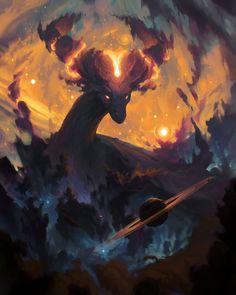 Beautiful pictures of dragons Dragon art and drawings Dark Fantasy Art, Fantasy Kunst, Anime Fantasy, Space Fantasy, Fantasy Images, Dark Art, Fantasy Paintings, Fantasy Artwork, Watercolor Paintings