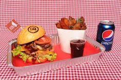 Klasic chickenburger Vybírejte na http://babiccinrozvozjidel.cz/ a objednávejte na 725 880 008