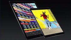WWDC 2017: ecco i nuovi iPad Pro da 12.9 e 10.5 pollici con iOS 11
