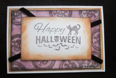 Happy Halloween - Gift Card