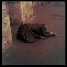 Mendicante a Roma