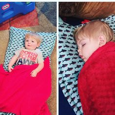 Emery loves his shark nap mat from Heidi's! #happycustomer #naptime #heidis #napmat