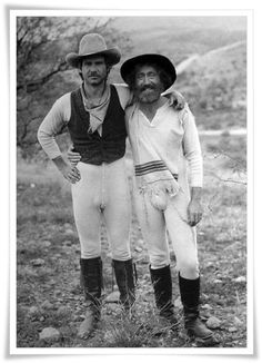 Harrison Ford and Gene Wilder in The Frisco Kid ... 1979 ... A rabbi and a cowboy travel across the Wild West -- what fun!