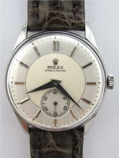 1960 Stainless Steel Precision