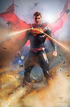 Take his cape away and what is he? Yes, he's still Superman.