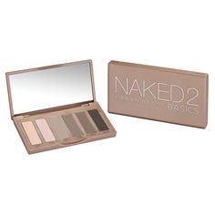 Naked Basics 2 - Palette de fards à paupières de Urban Decay sur Sephora.fr Parfumerie en ligne