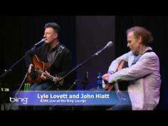 ▶ Lyle Lovett with John Hiatt - Nobody Knows Me (Live) - YouTube
