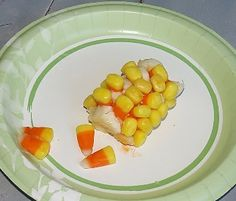 Candy corn cob ends up as a #pinterestfail