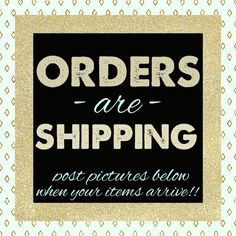 Customer order graphic