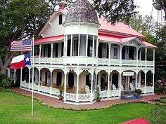 Historic Gruene Mansion Inn in New Braunfels, TX