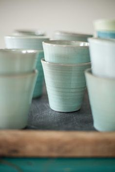 Kaffemuggar. Frida Anthin / Fabulös keramik