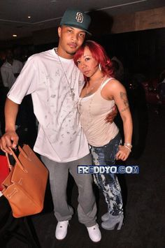 TI And Tiny Modern Day BonnieClyde Luvthem Lovehimmore