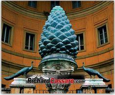 Pine Cone Simbolismo Pigna