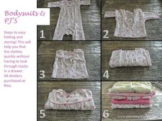 Baby Clothes | 25 Tutorials To Teach You To Fold Things Like An Actual Adult