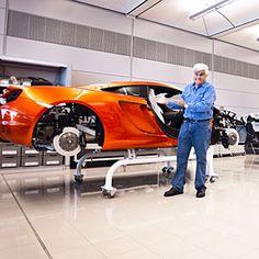 MP4-12C: McLaren's Curvier (But Still Shockingly Fast) Supercar