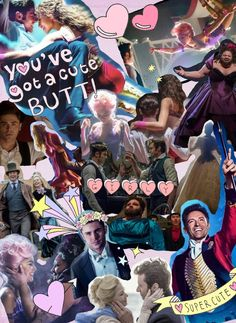 Couldn't find a wallpaper for my new obsession The Greatest Showman. So I made one... you can have it by Courtney