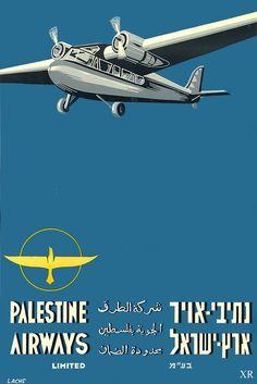 1938 ... Palestine Airways! | by x-ray delta one