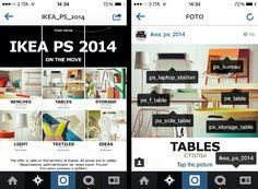 Instagram secondo Ikea