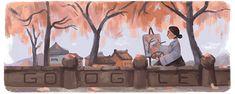 Na Hye-sok's Birthday Google Doodles, Google Anniversary, Female Painters, Meaningful Pictures, Suwon, Birthday Dates, Korean Women, Japan Travel, I Fall In Love
