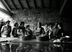 Lavaderos públicos: Las lavanderas de Valdanzo