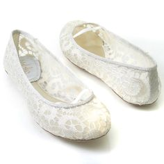 Wedding Shoes-Ballet Flat