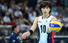 김연경 2012 London Olympics Volleyball Tournament MVP