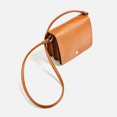 Image 3 of PLAIN CROSSBODY BAG from Zara