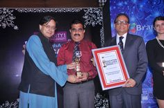 ITM University, Gwalior - Education Excellence Awards, March - 2012
