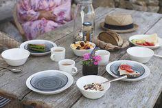 Amelia Widell for IIttala Combinability Amelia, Tables, Breakfast, Happy, Kitchen, Beautiful, Mesas, Morning Coffee, Cuisine