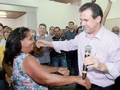 Marinho inaugura nova sede do CRAS Alvarenga/Batistini