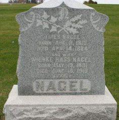 NAGEL, WIEBKE - Scott County, Iowa | WIEBKE NAGEL