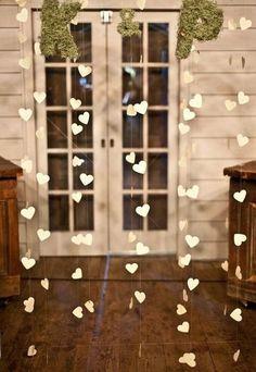 rustic bridal shower decoration ideas