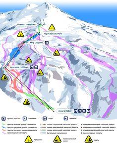 На Эльбрусе заработала канатная дорога, соединяющая станцию «Мир» со станцией «Гарабаши». На сегодняшний день это самая высокогорная в Европе канатная дорога, нижняя станция находится на высоте 3455 метров, а верхняя — 3847 метров над уровнем моря. Протяженность дороги по склону составляет 1675 метров.