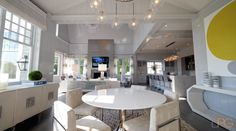 Open kitchen with spacious living space Hamptons New York [OC][2880  1610]