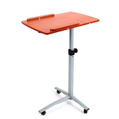 Adjustable Portable Height Notebook Desk Over Bed Sofa Work Computer Table Stand Convenient Office Laptop Desk Laptop Table, Laptop Desk, Pc Table, Office Computer Desk, Drafting Desk, Sofa Bed, Office Furniture, Cool Things To Buy, Notebook
