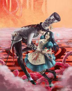 Alice 2 by LZinverse on deviantART